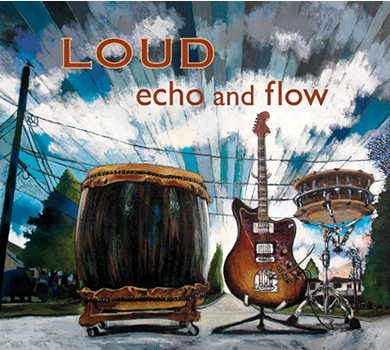 cover of echo and flow cd